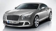 Bentley Continental GT : premières photos