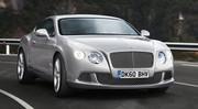 Bentley Continental GT restylée : Point trop n'en faut