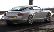 Bentley Continental GT 2010: GT d'exception