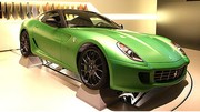 Ferrari : un prototype écologique au Mondial de Paris ?