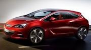 Opel GTC Paris : Intentions claires