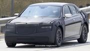 Future Chrysler 300C : Entente transatlantique