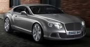 Nouvelle Bentley Continental GT : Arrivée d'un « petit » moteur