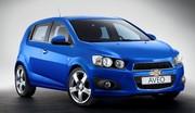 Chevrolet Aveo : Nouveauté