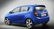 Chevrolet Aveo : Musclée et convertie au mazout !