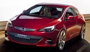 Opel GTC Paris : Ne m'appelez pas (encore) Astra