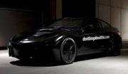 BMW i100 : Apparition fantomatique