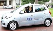 Hyundai BlueOn : La première coréenne électrique de série