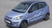 Hyundai Blueon : la i10 électrique de série dévoilée en Corée