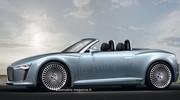 Audi R4 Spyder : La Boxster de chez Audi