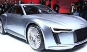 L'Audi R4 au Mondia de l'Auto