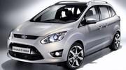 Ford C-Max et Grand C-Max : les tarifs