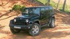 Essai Jeep Wrangler Unlimited CRD Sahara : LA Jeep
