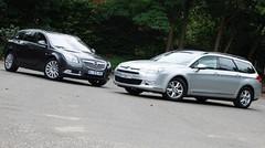 Essai Citroën C5 Tourer 2.0 HDi 160 ch vs Opel Insignia ST 2.0 CDTi 160 ch : Match retour, catégorie poids lourds