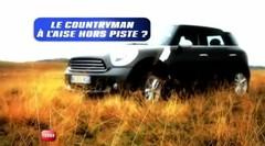 Emission Turbo : Mini Countryman, Audi A7, Dacia Duster