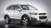 Restylage Chevrolet Captiva : Air de famille