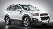 Restylage Chevrolet Captiva : Air de famille