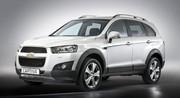 Chevrolet Captiva : Prise de testostérone !