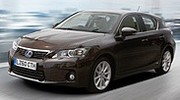 Lexus CT200h : 89 ou 96 g/km de CO2