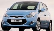 ix20, le minispace de Hyundai