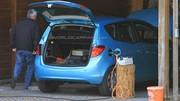 Opel Meriva 2 : une version électrique en préparation ?