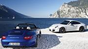 Porsche 911 Carrera GTS : Sportivité à fleur de carrosserie
