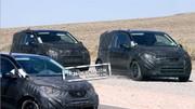 VW Lupo 2, Seat Arosa 2 et Skoda Joyster surprises ensemble !
