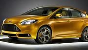 FordFocus ST2011 : Orange pressée