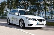 Saab 9-3 ePower : Le Suédois se lance dans la voiture électrique !