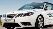 La Saab 9-3 ePower à moteur électrique
