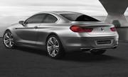 Concept BMW Série 6 coupé