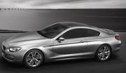 BMW Série 6 Concept : Sportive et homogène