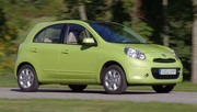 Contact : Nissan Micra 1.2 Connect Edition