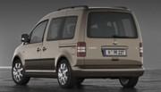 VW Caddy : un van dans le vent
