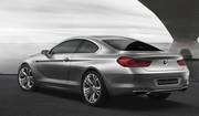 BMW Concept 6 : l'élégance est de retour
