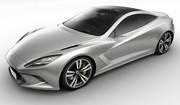 Lotus Elite : un futur coupé 2+2