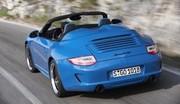 Porsche 911 Speedster dévoilée !
