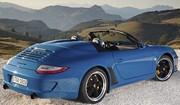 Porsche 911 Speedster : C'est dans les vieux pots...