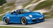 Porsche 911 Speedster : Dévergondée !