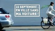 22 septembre : la Journée Mondiale sans voiture