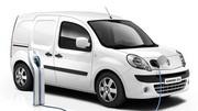 Renault Kangoo Express Z.E. : l'électrique à partir de 15.000 euros HT !