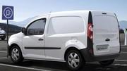 Renault Kangoo Z.E. : à partir de 15 000 € HT sans batteries