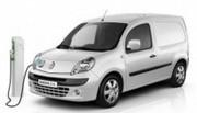 Kangoo Express Z.E. : Renault kangoo électrique