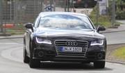 Audi S7 : nouvelles photos