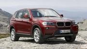 Nouveau BMW X3 : les tarifs