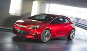 290 chevaux pour le concept GTC Paris d'Opel