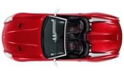Ferrari SA Aptera : une 599 GTO raodster qui ne dit pas son nom