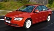 Volvo S40 et V50 DRIVe : 99 g/km !