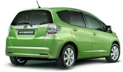 Honda Jazz Hybride : Tradition familiale