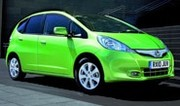 Honda Jazz hybride, 104 g/km de CO2 ?
